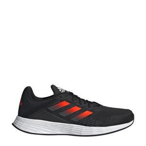Duramo Sl Classic hardloopschoenen zwart/rood/antraciet