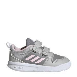 Tensaur Classic hardloopschoenen lichtgrijs/roze/grijs kids