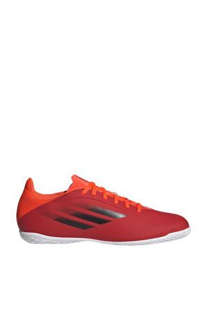 X Speedflow.4 sr. zaalvoetbalschoenen rood/zwart/rood