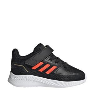 Runfalcon 2.0 Classic sneakers zwart/rood/wit