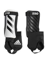 adidas Performance Senior  Tiro Match scheenbeschermers wit/zwart, Wit/zwart