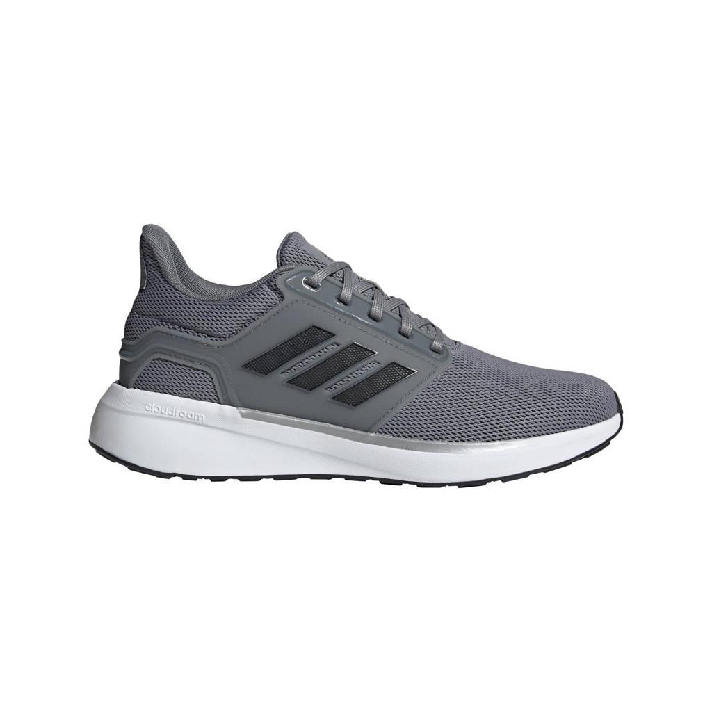 adidas Performance EQ19  hardloopschoenen grijs/zwart, Grijs/zwart
