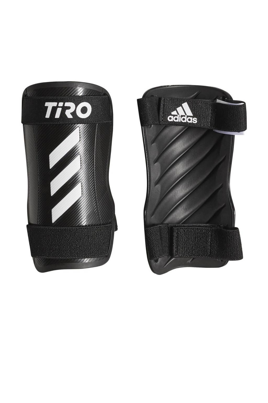 adidas Performance   Tiro Training scheenbeschermers wit/zwart, Wit/zwart