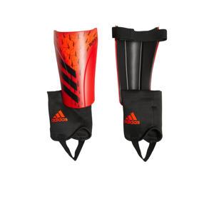 Senior  Predator scheenbeschermers rood/zwart/rood