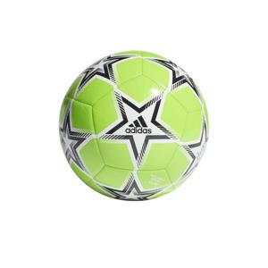 Senior  Champions League Finale voetbal groen/wit/zwart maat 5