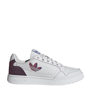 NY 90  sneakers grijs/rood/wit