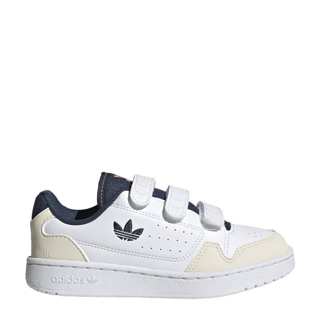 adidas Originals NY 90  sneakers wit/denim, Wit/Denim