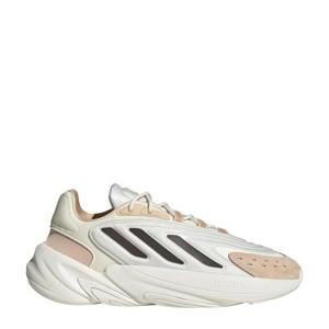 Ozelia  sneakers ecru/lichtoranje