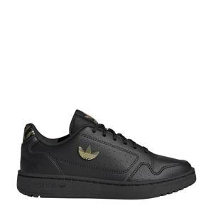 NY 90  sneakers zwart/goud