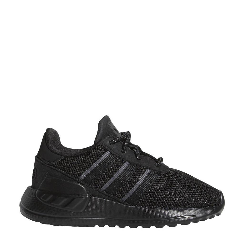 adidas Originals Los Angeles Trainer Lite C sneakers zwart/grijs, Zwart/antraciet