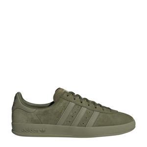 Broomfield Terrace sneakers olijfgroen/groen/goud