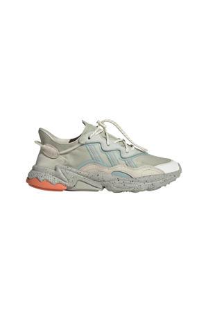 Ozweego  sneakers lichtgroen/zilver