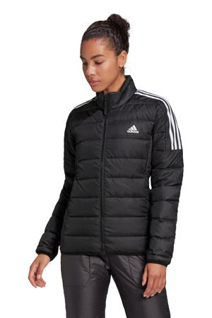 outdoor jas zwart