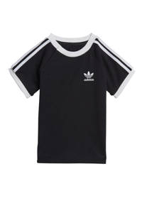 adidas Originals Adicolor T-shirt zwart/wit, Zwart/wit