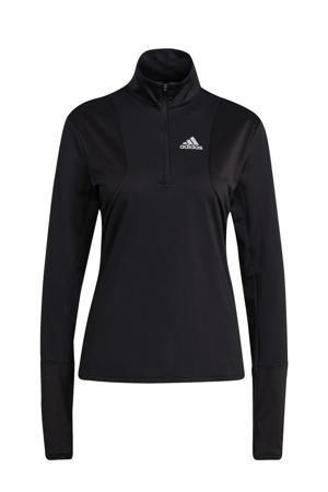Own The Run hardloop T-shirt zwart