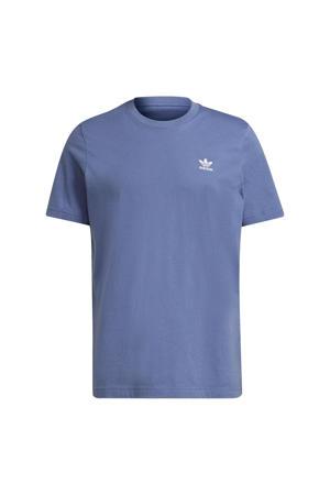 Adicolor T-shirt blauw