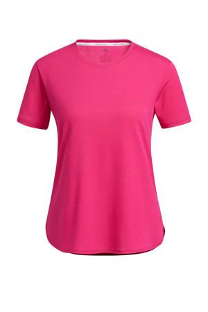 sport T-shirt fuchsia