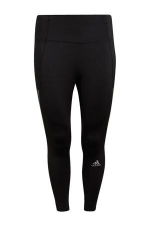 Own The Run Plus Size hardloop broek zwart