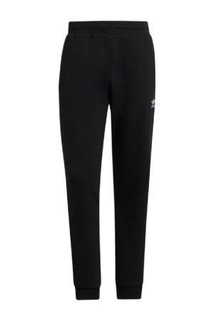 Adicolor fleece joggingbroek zwart