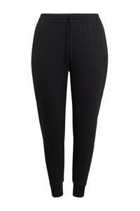 adidas Performance Plus Size joggingbroek zwart/goud, Zwart/goud
