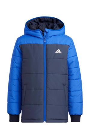sportjack donkerblauw/kobaltblauw/wit