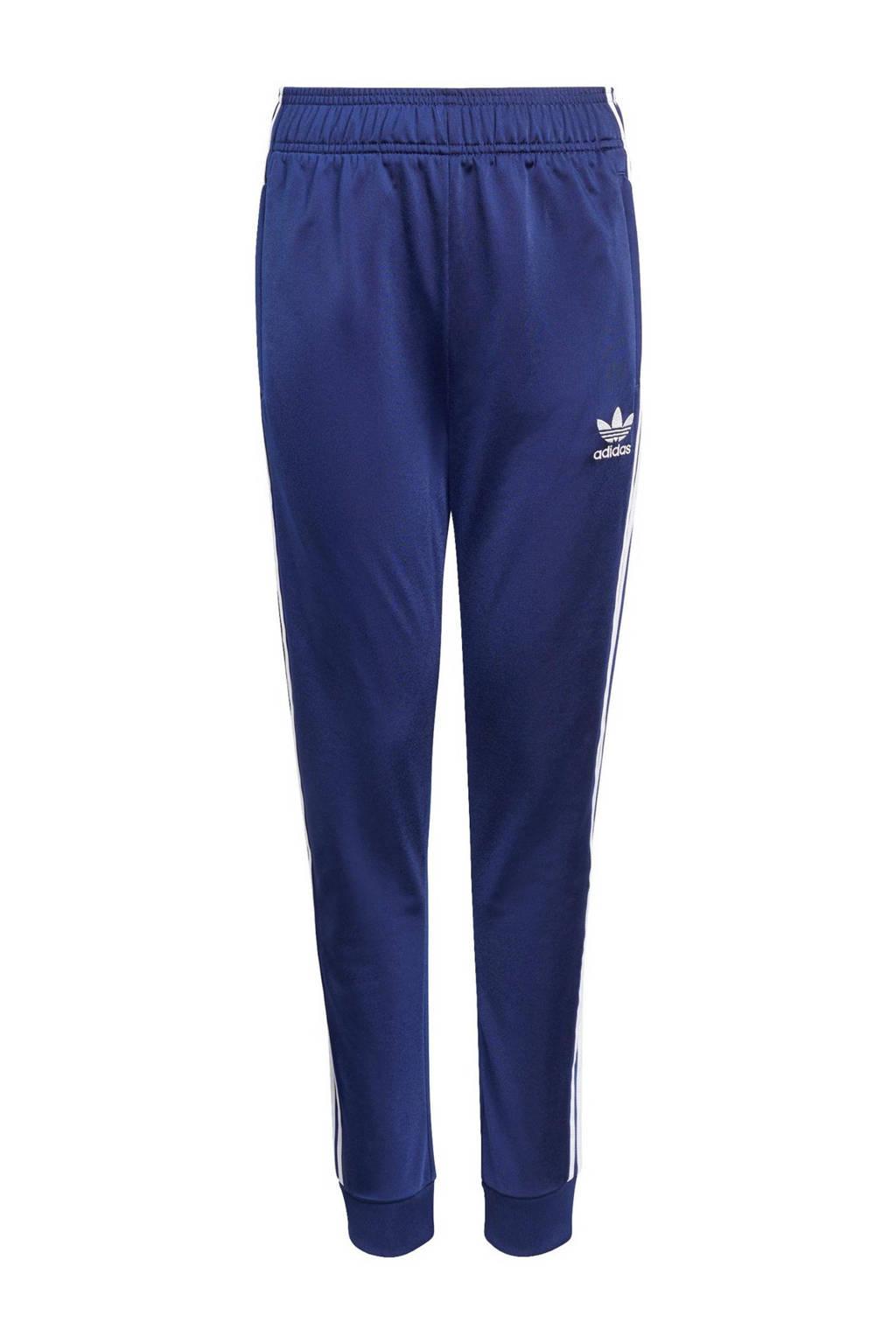 adidas Originals Super Star Adicolor trainingsbroek donkerblauw/wit, Donkerblauw/wit