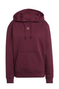 adidas Originals Adicolor hoodie donkerrood, Donkerrood