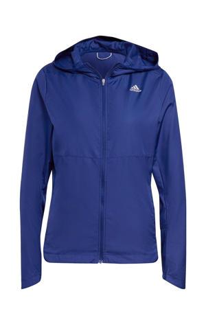 Own The Run hardloopjack blauw