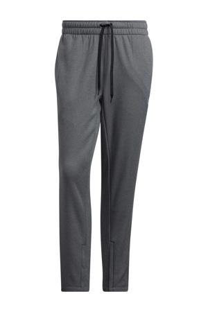 jogging broek grijs/wit