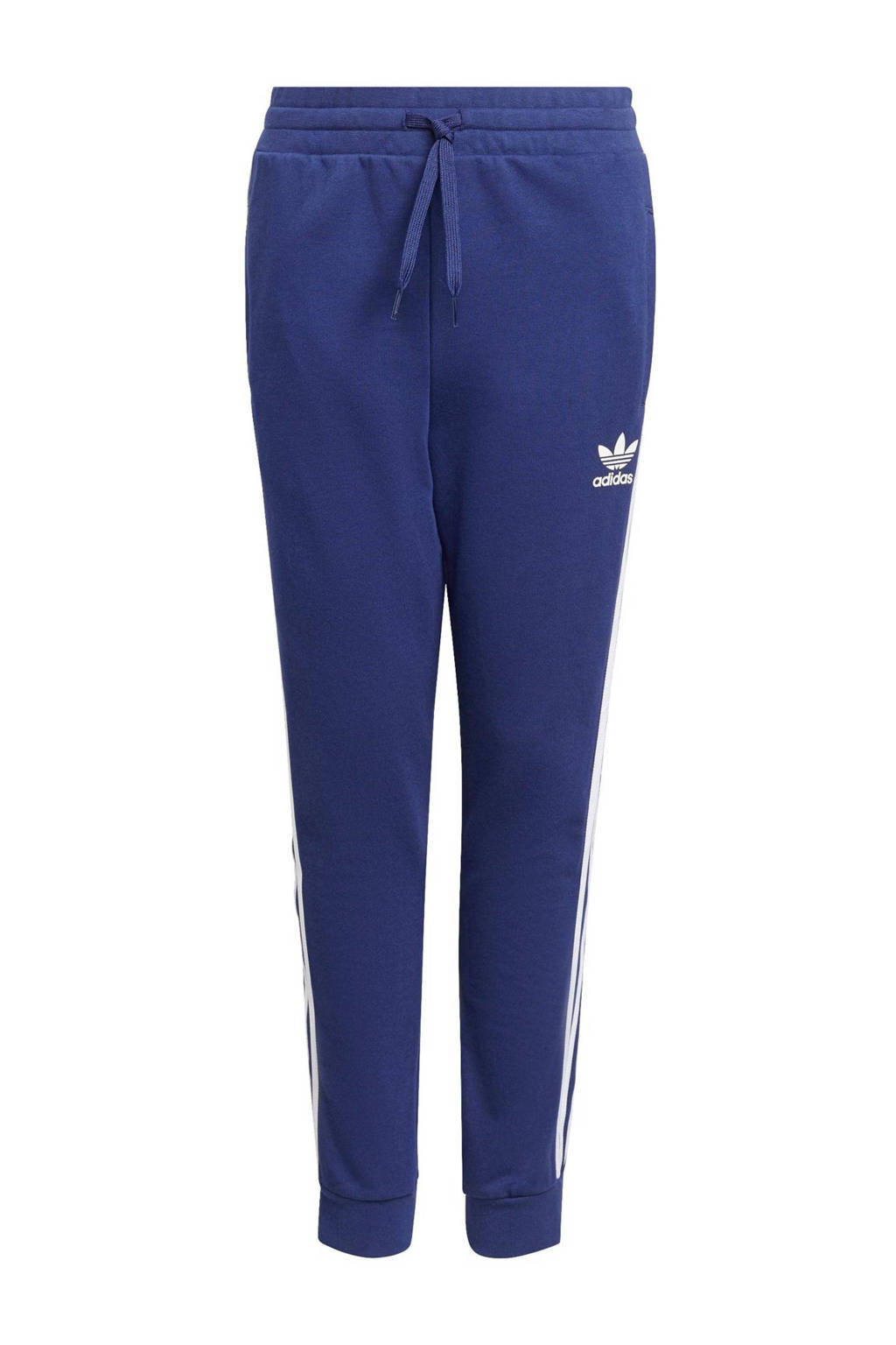 adidas Originals Adicolor joggingbroek donkerblauw/wit, Donkerblauw/wit