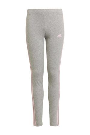 sportlegging grijs/roze