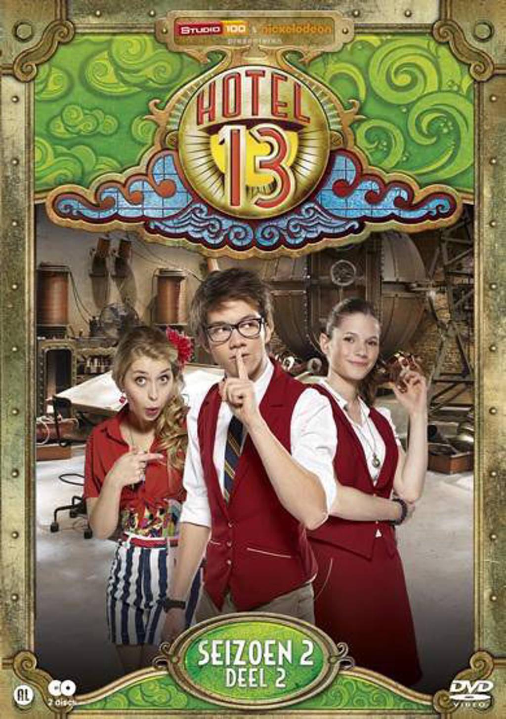 Hotel 13 - Seizoen 2 deel 2 (DVD)