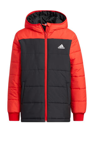 sportjack zwart/rood