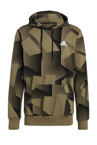 adidas Performance   sportsweater groen, Groen