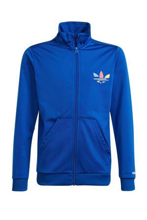 Adicolor vest kobaltblauw