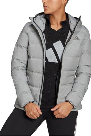 outdoor jas grijs