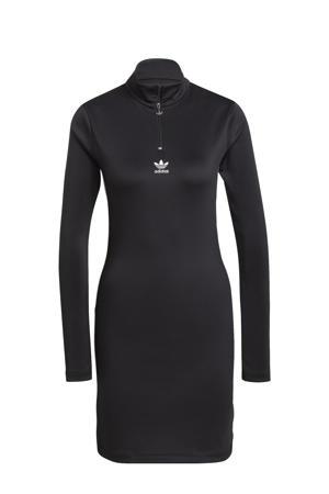 Adicolor jurk zwart