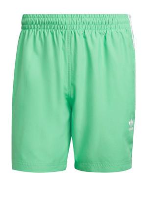 Adicolor zwemshort groen