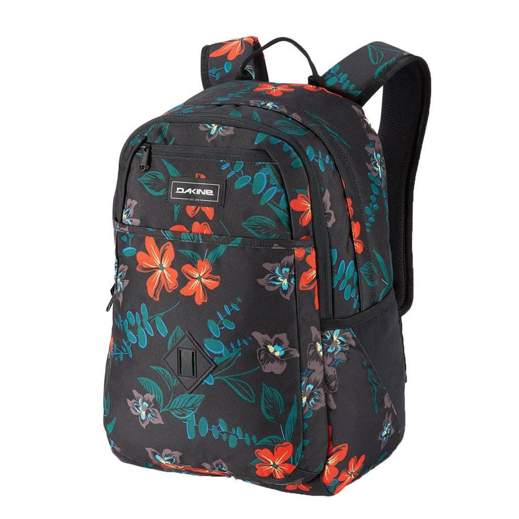 Dakine  rugzak Essentials Pack 26L zwart/groen, Zwart/groen