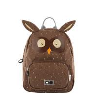 Trixie  rugzak Mr. Owl bruin, Bruin