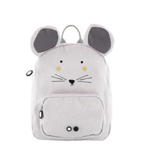 rugzak Mrs. Mouse lichtgrijs