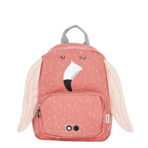 rugzak Mrs. Flamingo roze