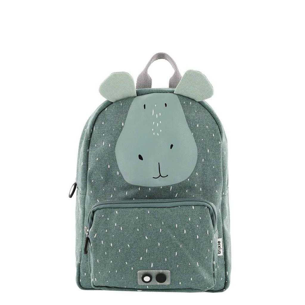 Trixie  rugzak Mr. Hippo mintgroen, Mintgroen