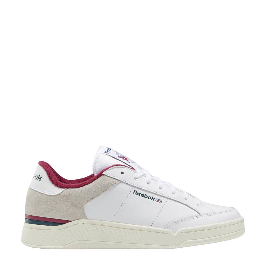 Reebok Classics AD Court  sneakers wit/donkergroen/fuchsia