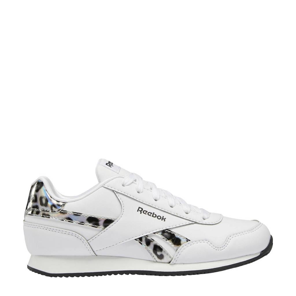 Reebok Classics Royal Classic Jogger 3.0 sneakers wit/zwart, Wit/zwart