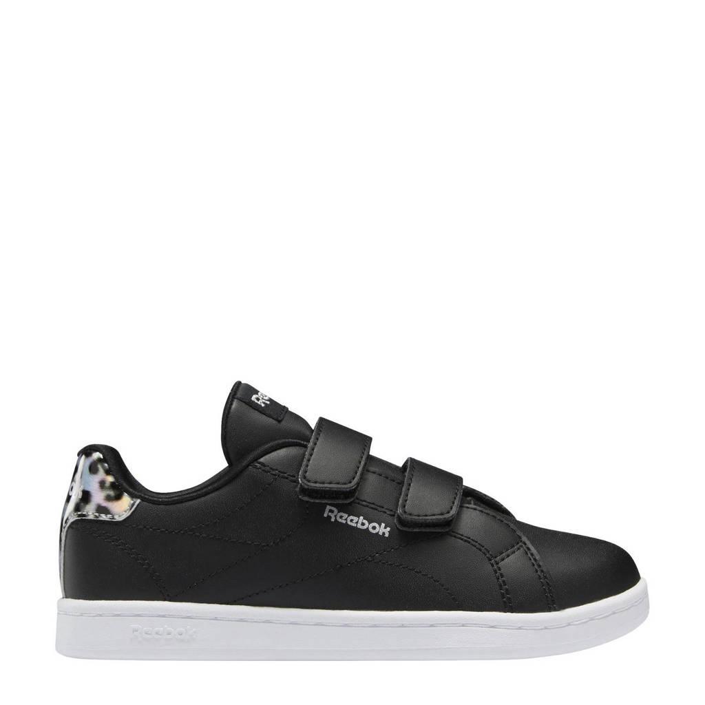 Reebok Classics Royal Complete 2.0 sneakers zwart/zilver, Zwart/zilver