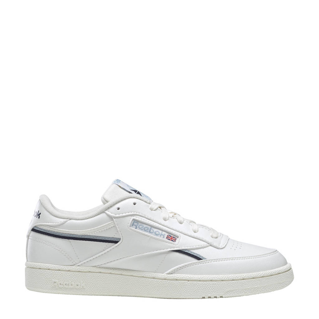 Reebok Classics Club C 85 Vegan sneakers beige/grijs/donkerblauw