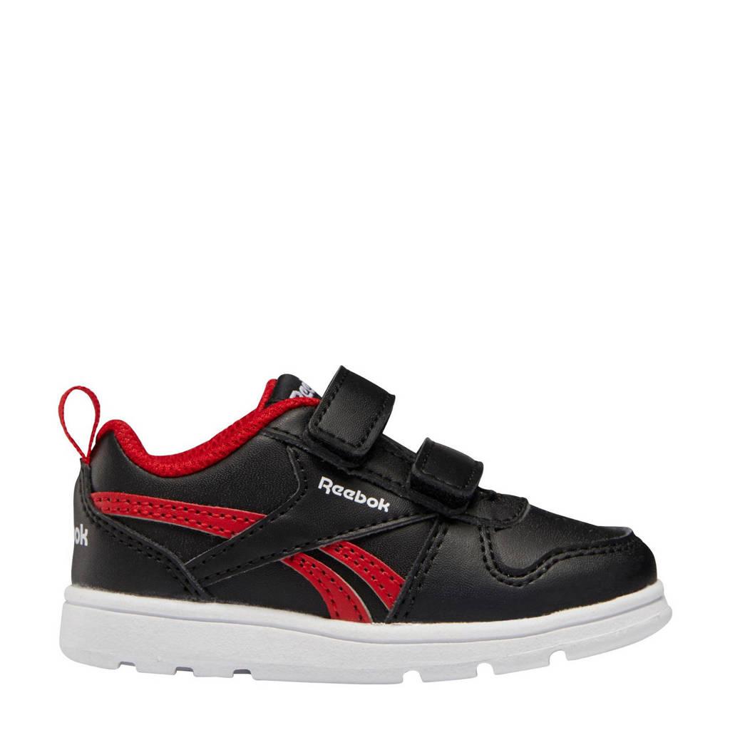 Reebok Classics Royal Prime 2 Alt sneakers zwart/rood, Zwart/rood