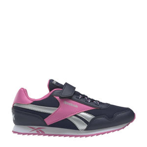Royal Classic Jogger 3.0 sneakers donkerblauw/roze/wit