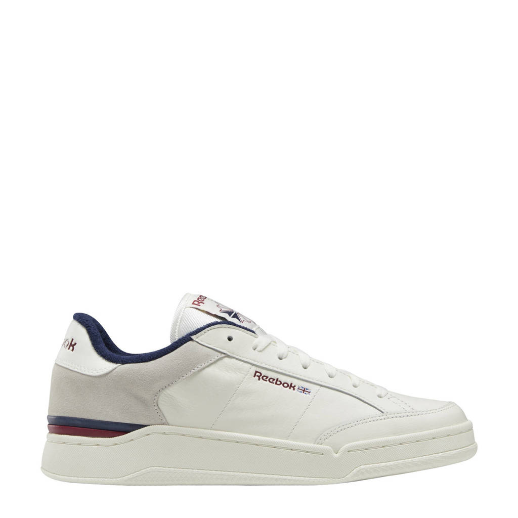 Reebok Classics AD Court  sneakers beige/donkerrood/donkerblauw